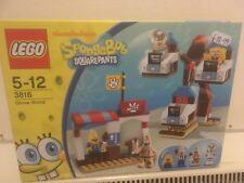 LEGO SpongeBob mondo guanto Set 3816 NUOVO e SIGILLATO