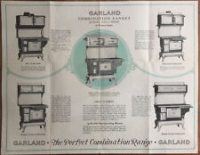 Garland Combination Coal / TRADE CATALOGUES COOKING APPLIANCES Her Proudest