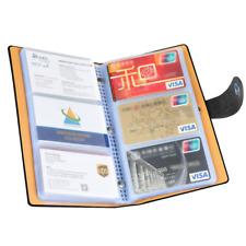 Business Card Book iBayam 300 Cells Slots Holder Organizer Office Credit Debit
