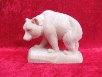 Hermosa Figura de Madera, Oso, Grizzli-Bär
