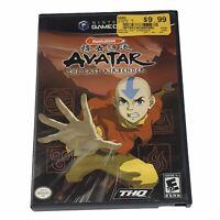 Avatar: The Last Airbender (Nintendo GameCube, 2006) Complete w/Manual CIB