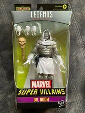 Marvel Legends Super Villians Dr. Doom Xemnu BAF Included Wave 6?