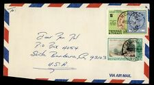 DR WHO 1979 TRINIDAD MORVANT AIRMAIL TO USA  g42281