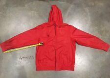 Akoo Swift Genuine Leather Red Jacket Size 3xl Retail $498!! NWT 100% Authentic