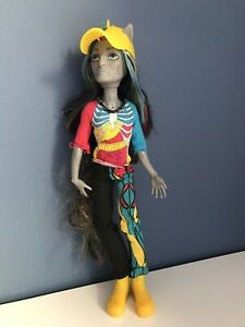 Monster High Doll - Neighthan Rot - With Outfit, Hat And Shoes
