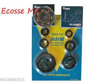 Suzuki RM250 1989-1993 KOYO Crank Bearings Engine Seal Kit