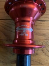 Hope Free Wheel & Hub Pro 3 Rear 32H Red