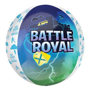 "ANAGRAM BATTLE ROYAL GAMING 15"" ROUND ORBZ BALLOON"