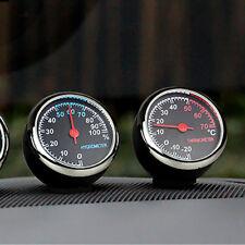 2 in 1 Mini Car Vehicle Auto Thermometer Hygrometer Humidity/Temperature Meter
