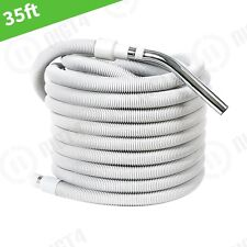 Aspirateur Central Vacuum 35 Ft Crush-Proof Light-weight STD Non-Electric Hose
