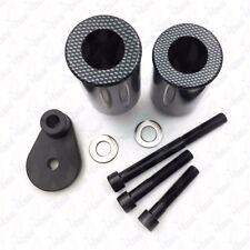 Fit For 01-03 Suzuki GSXR 600 00-03 GSXR750 carbon No Cut Frame Slider Protector