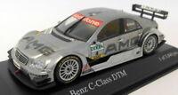 Minichamps 1/43 Scale diecast  400 053504 Mercedes C Class DTM 2005 J. Alesi