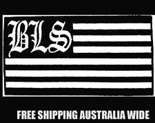 black label society decal sticker rock metal