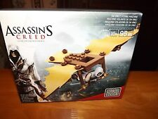 MEGA BLOKS, ASSASSIN'S CREED, DA VINCI'S FLYING MACHINE, KIT #DBJ09, NIB, 2015