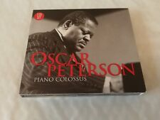 Oscar Peterson - Piano Colossus - CD X 3 (2009) Jazz