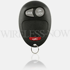Car Key Fob Keyless Remote 3Btn For 2001 2002 2003 2004 2005 Pontiac Montana