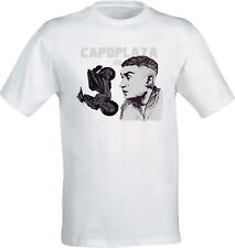 T-Shirt Maglietta CAPO PLAZA CAPOPLAZA 20 - hip hop rap bhmg uomo donna ver.2