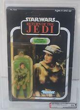 Princess Leia Poncho -Star Wars Return of the Jedi (ROTJ) Kenner 1983 MOC AFA 85