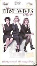 The First Wives Club (1997, VHS)