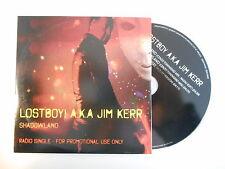 LOSTBOY ! A.K.A JIM KERR : SHADOWLAND (REMIXES) [CD SINGLE PORT 0€] simple minds