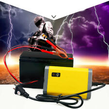 New Motorcycle Car Auto 12V 2A Battery Charger Intelligent Charging Machine