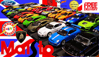 MAISTO 1:18 SCALE MODELS CARS BEST RARE SPECIAL EDITION COLLECTABLE SEE VIDEO !