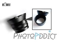 LA-72G11T - Adaptateur 58/72mm pour Canon PowerShot
