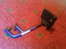 Enigma Self Propeled Wheel Chair Left Foot Rest (Blue)