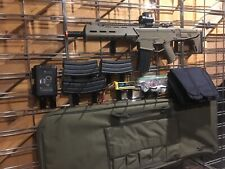 Airsoft Custom Upgraded ACR AEG With Accessories And Extras