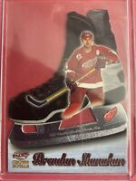 1997-98 Pacific Crowne Royale Blades Of Steel #9 Brendan Shanahan Detroit Diecut