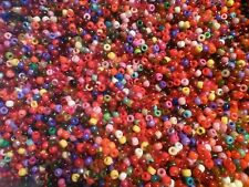 125g, Circa 500 Perline Mix, spazzato di ricupero