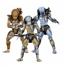 Neca Alien vs Predator Predator Arcade Appearance - Set Complet