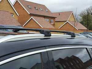 Opel Mokka Schwarz Abschließbar Dachträger Cross Dachträger 2012 Ab 75 Kapazität