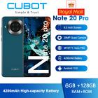 6.5'' Note 20 Pro Android 10 Smartphone 6gb+128gb Mobie Phone Nfc 4g Sim 4200mah