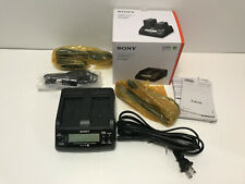 SONY AC Adapter AC-VQ1051D Dual Charger F0r Sony Handycam L Series Batteries