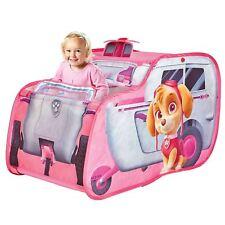 PAW PATROL SKYE'S HELICOPTER POP UP PLAY TENT KIDS GIRLS INDOOR OUTDOOR
