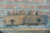 Vintage Dado, Rabbet and T&G  Specialty Planes x2; G Frear Molding Plane