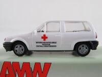 "AMW 0048.01 VW Polo II Steilheck (1990) ""BRK Präsidium"" in weiß 1:87/H0 NEU/OVP"