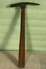 Vintage Unbranded Tack Hammer with Original Wood Handle 5oz Total Weight