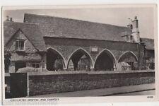 Cirencester Hospital & Chantry RP Postcard, B425