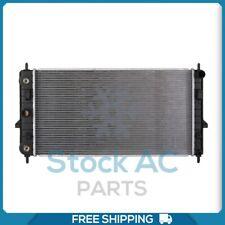 A/C Radiator for Chevrolet Cobalt / Pontiac G5 / Saturn Ion QOA