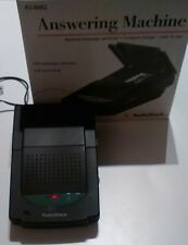 cassette answering machine vintage  RadioShack 43-8982 Great Condition!