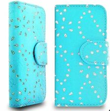 Iphone 4 / 5 / 5c / 6 Printed Design PU Leather Magnetic Flip / Book Case Cover
