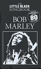 Little Black Songbook BOB MARLEY Buffalo Soldier Jamming Reggae Guitar Book