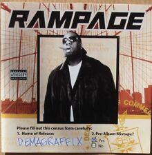 Rampage - Demagraffix - CD