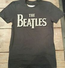 Amplified The Beatles Mens T Shirt  Vintage Washed S, M, L, XL, XXL Classic