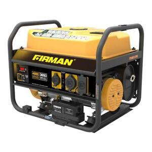 Firman P03601 Performance Series Portable Generator, 3650 Running Watts