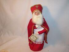 Byers Choice 1991 St. Nicholas Santa