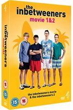 The Inbetweeners Movie 1 and 2 [DVD]