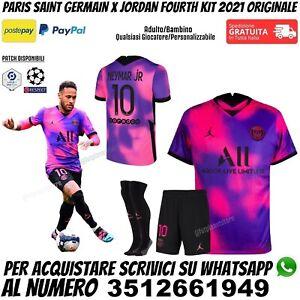 Maglie da calcio di squadre francesi in Paris Saint-Germain ...